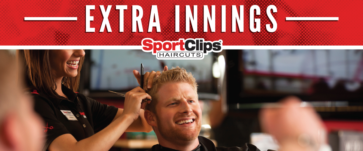The Sport Clips Haircuts of Tucson - East Grant  Extra Innings Offerings